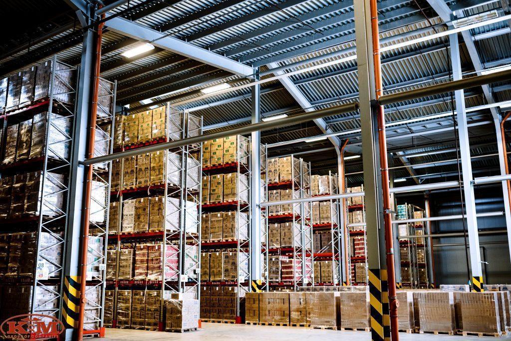 """Заполнение складского комплекса класса """"А"""" для хранения товаров наших клиентов"""